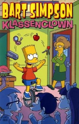 Bart Simpson Comic Sonderband, Band 9: Klassenclown