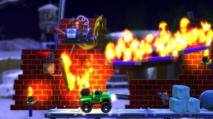 Crazy Machines Elements - Screenshot