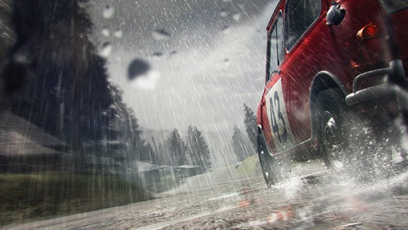 DiRT3 - Screenshot
