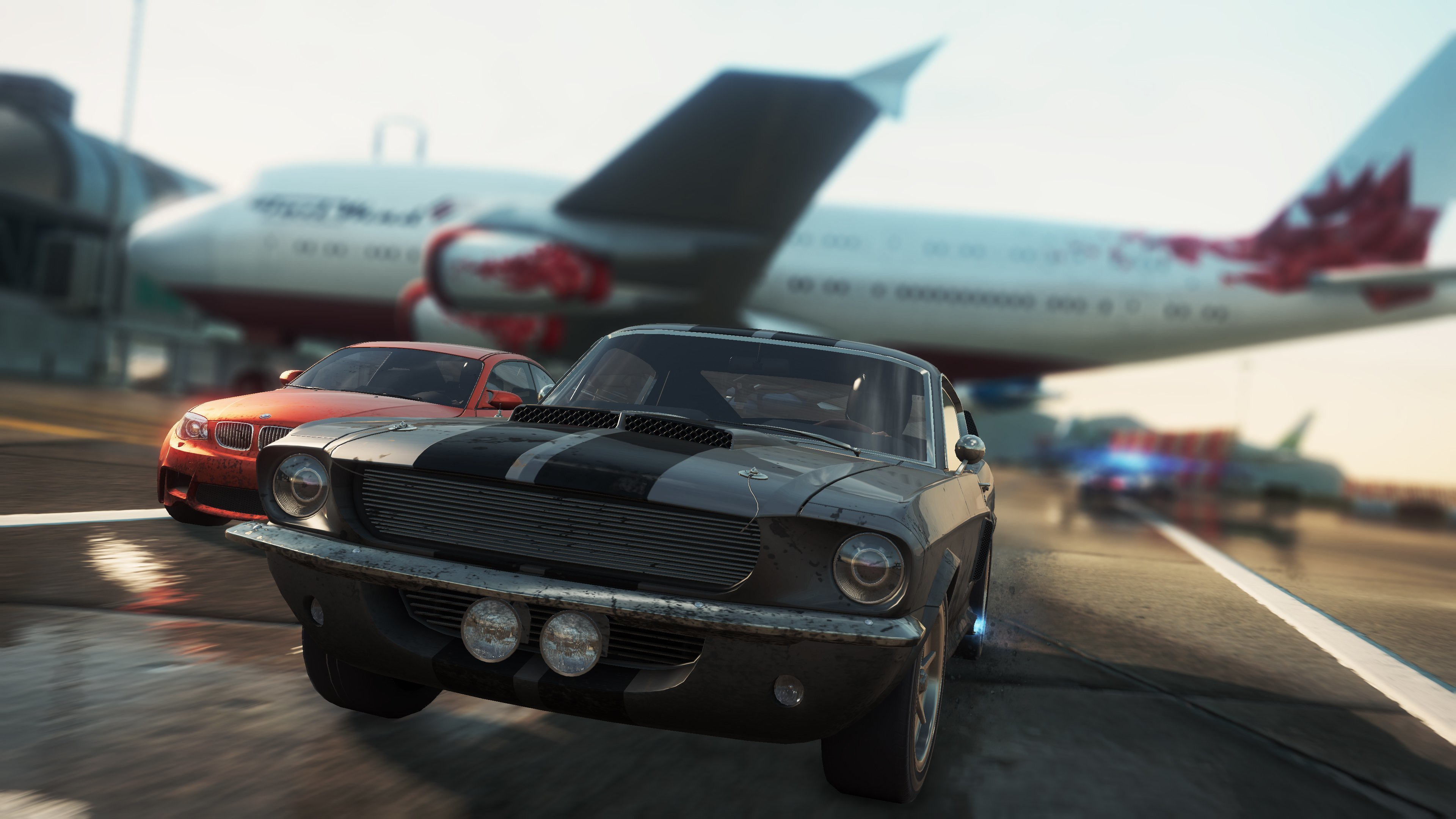 Need for Speed Most Wanted: Movie Legends GT500