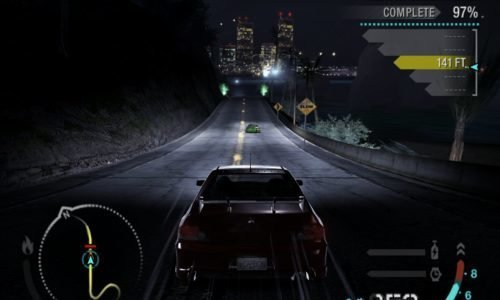 Need for Speed: Carbon - Screenshot