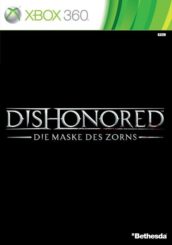 Dishonored Packshot Xbox 360