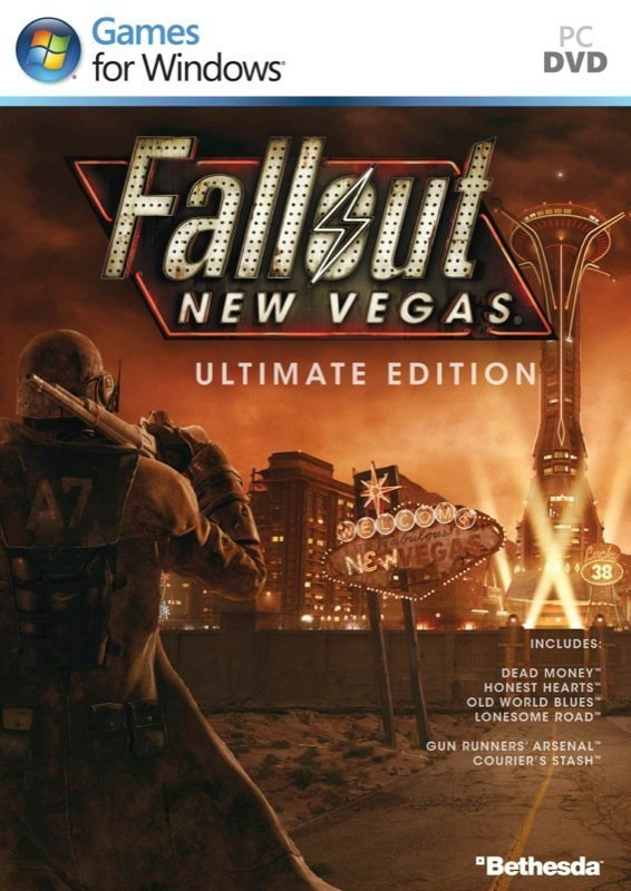 Fallout: New Vegas - Cover Ultimate Edition PC