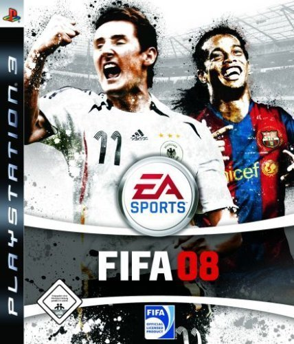 FIFA 08 - Cover PS3