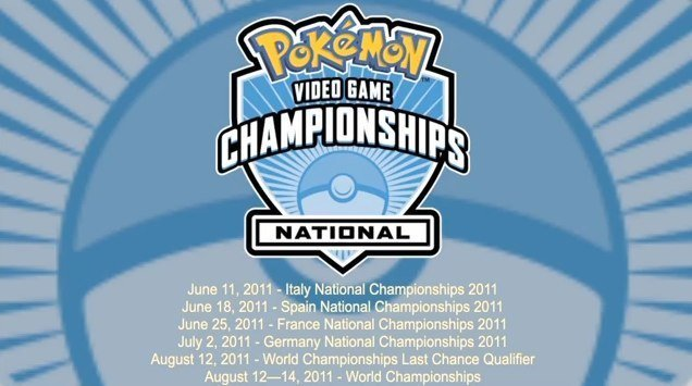 Pokémon Video Game Championships National 2011