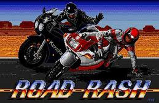 Screenshot von Road Rash