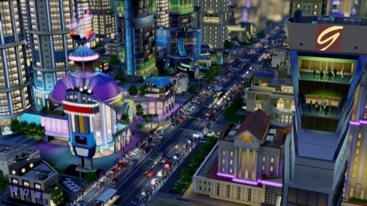 SimCity - Screenshot