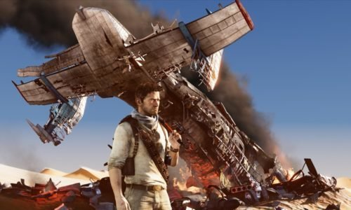 Uncharted 3 - Screenshot
